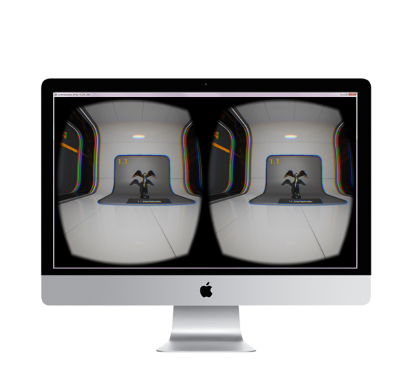 Oculus Rift on imac