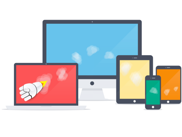 Academy LMS can be used across multiple devices